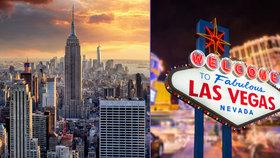 Oslavte Silvestr v New Yorku, projděte se po Velké čínské zdi: 20 věcí, které musí zažít každý!