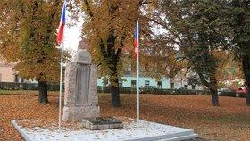 Radotínský památník obětem 1. světové války prošel proměnou: Je připravený k pietnímu aktu 28. října