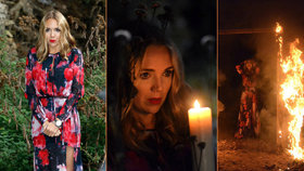 Zpěvačka Lucie Vondráčková natočila nový videoklip. Jak se vám líbí?