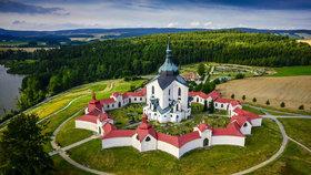 Poznejte kostel na Zelené hoře