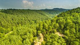 Dovolená v Libereckém kraji - překrásné hory a starodávné hrady