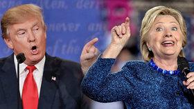 Tým Clintonové obvinil šéfa FBI z nadržování Trumpovi: Používá dvojí metr