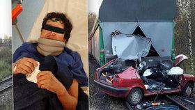 Řidička z děsivé nehody vyvázla jen s oděrkami: Kluk mě zabije, bylo to jeho auto