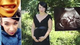 Konec tajností těhotné Divišové z Novy: Bude mít holčičku!
