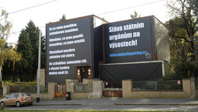 Kauza vily na Petřinách: Už není památkou, bourat ji majitel ale nesmí