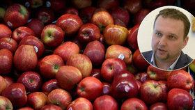 Ministr Jurečka o nebezpečných potravinách: Jedy odhalíme! Ale až na pultech