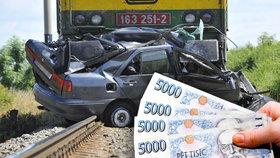 Za bouračku až 100 tisíc: Pokuty za dopravní přestupky mají prudce stoupnout