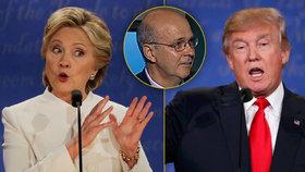 Český bankéř z Wall Street: Z Clintonové i Trumpa se mi dělá nevolno