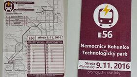 Brno zavádí nový autobus napříč městem: Nemocnice Bohunice-Technologický park za 25 minut!