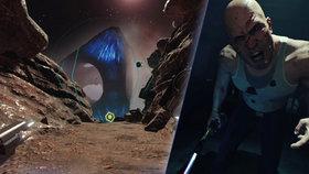 Ve vesmíru, pod mořem i mezi londýnskými gangy: Recenze PlayStation VR Worlds