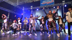 V Brně padl nový rekord! Na Výstavišti tančilo 1577 lidí