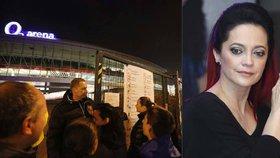Lucie Bílá poslala vzkaz zklamaným fanouškům: Sípavý hlas a zadržovaný pláč!