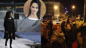 Lucie Bílá naštvala 30 000 fanoušků: Čekala dvě hodiny, než koncert zrušila!