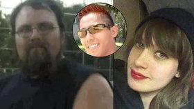 Vrah uškrtil těhotnou dívku (†18) a jejímu příteli (†25) uřízl hlavu: Masakr plánoval několik dní