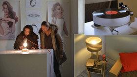 Gauč z krabice i skleněný gramofon: Czech Design Week ukazuje to nejlepší z designu