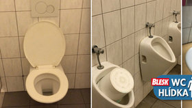 Na toaletách nádraží v Holešovicích panují 90. léta. Příjemně ale překvapí