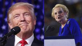 Albrightová komentovala Trumpa hlasem Havla: Poslouchej svědomí, vzkázala mu