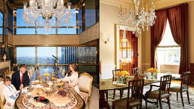 Trumpa čeká Bílý dům: Musí se vzdát svého luxusu
