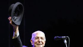 Rány v životě Leonarda Cohena (†82): Když se skrýval v klášteře, vyluxovala mu konto manažerka