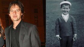 Zpěvák Pavol Habera se pochlubil fotkou z dětství! Styl oblékání má prý pořád stejný