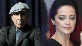 Stále ochraptělá Lucie Bílá o smrti Leonarda Cohena: Hallelujah mu zazpívám při první příležitosti
