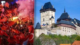 Lidé se bojí teroristů, české hrady a zámky si pískají: Přišlo víc návštěvníků