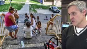 Romové jako otloukánci českého školství? Expert: Musíme víc mluvit i s rodiči