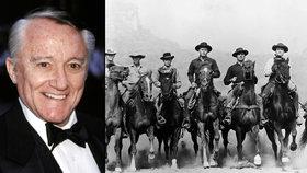 Zemřel Robert Vaughn: Poslední ze Sedmi statečných!