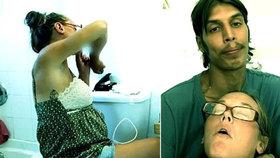 Šokující přiznání těhotné feťačky: »Mám radši drogy než své nenarozené dítě!«