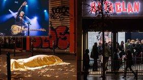 Sting: Nezapomeneme. Rok po masakru oslavili v pařížském Bataclanu život