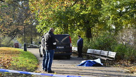 Pražské mrazy zabíjely: Na Karlově náměstí umrznul bezdomovec