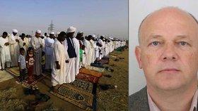 Čech Petr vězněný v Súdánu: Soud se stále táhne