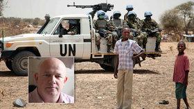 Čech v Súdánu trpí ve vězení a hrozí mu smrt. Víme, co psal misionář domů