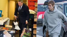 Justin Bieber překvapuje: Co s sebou všude tahá? Od rybářských prutů po snowboard!
