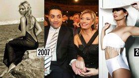 Borhyová si zahrává: Když fotila v Řecku, potkala Nika, teď jí k nohám padají Italové...