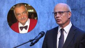 Horáček se zlobí: Odmítl mě i Schwarzenberg. Politici mě mezi sebou nechtějí