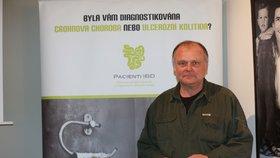Nemocný Igor Bareš v IKEM: Na vzácnou chorobu mu dali zázračnou léčbu