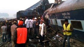 Tragická nehoda vlaku plného svatebčanů. Zemřelo nejméně 119 lidí