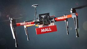 První e-shop v Česku otestuje rozvážku zboží drony. Byznysu ale brání zákon