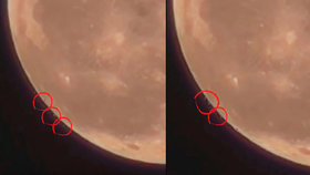 Stovky UFO opustily Měsíc. Mimozemšťané nás sledují z velké blízkosti, míní youtuber