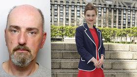 """""""Brexitový"""" vrah političky Coxové má doživotí. Bez šance na dřívější propuštění"""