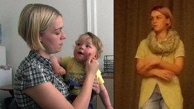 Náhradní matka Nikola: Dítě rodičům nedala. Kvůli závislosti na lécích