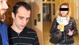 Přítelkyně zavražděného taxikáře se u soudu málem složila! Vím, že to udělal, prohlásila