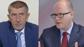 Babiš nevyhoví Sobotkovi, EET s vládou neprojedná. Kalousek: Kdo bude za šaška?