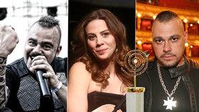 Tři překvapení Slavíků: V nominaci je metalový Švéd, xenofobní Ortel, Langerová vypadla