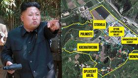 Vězeň z KLDR promluvil o hladu, bití a smrti. Jak to vypadá v Kimově gulagu?
