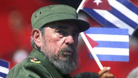 Fidel Castro dostal poslední pomazání, tvrdí jeho exmilenka