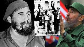 Castro přežil 600 atentátů: Do hrobu ho nedostaly výbušné škeble ani čokokoktejl