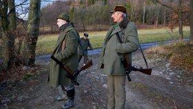 Myslivci se budou rojit na východě Prahy: Od listopadu pořádají hony na polní zvěř