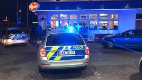 Benzinku vyloupil zloděj o víkendu hned dvakrát: Nevystačil s kradeným alkoholem a cigaretami